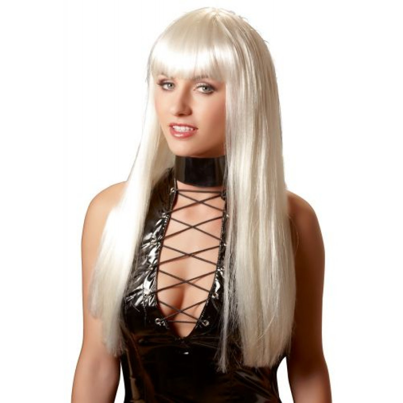 Wigged Love Christina platinum blond wig