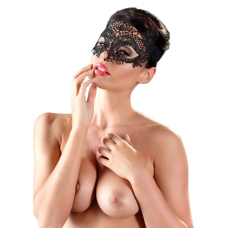Mask GOTHIC BLACK Cottelli
