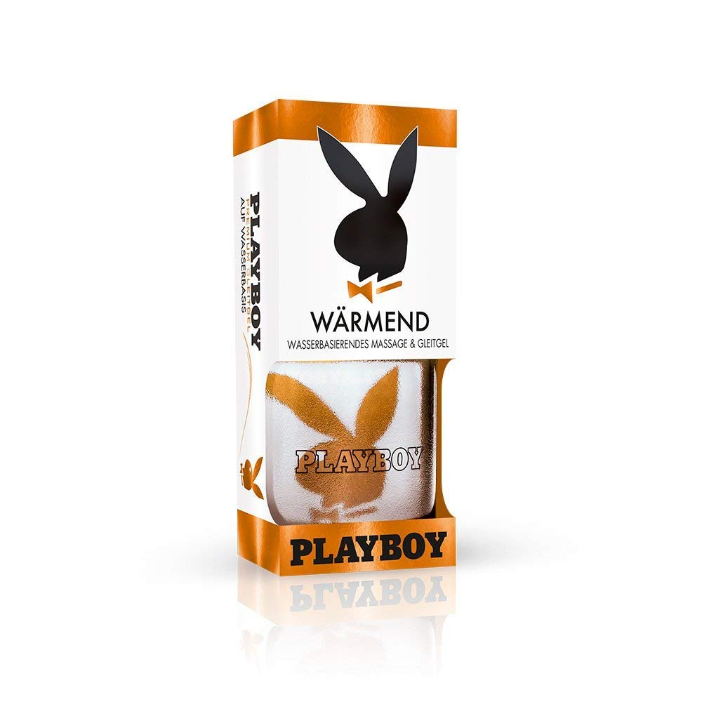 PLAYBOY gel WARMEND WARMING