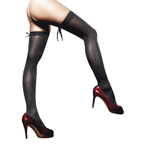 OPAQUE THIGH HIGHS BACI
