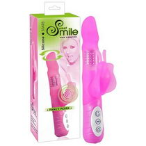 Vibrator SWEET SMILE FANCY PEARL WITH TEASER