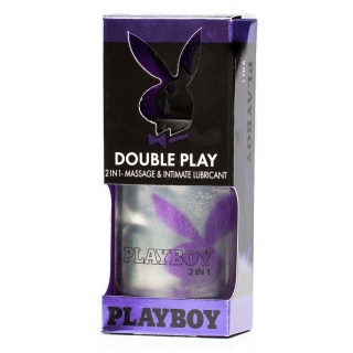 PLAYBOY lubrikační gel DOUBLE PLAY